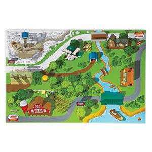 Thomas & Friends™ Wooden Railway Island of Sodor Playboard