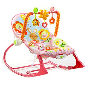 Infant-to-Toddler Rocker Pink