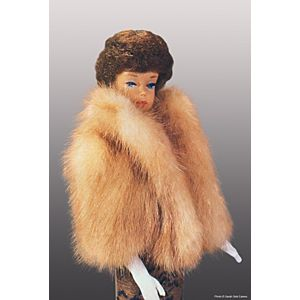 The First Sears Exclusive—The Genuine Mink Stole