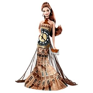 <em>Big Ben</em> Barbie® Doll