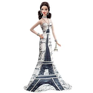 <em>Eiffel Tower</em> Barbie® Doll