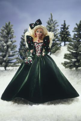 barbie happy holiday 1991