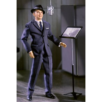 5ab510b57a4ad Frank Sinatra Doll - The Recording Years