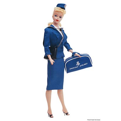 American Airlines Stewardess 900 Series Fashions 984 Barbie