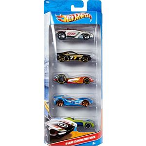 Hot Wheels® 5-Car Pack