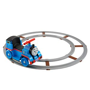 Power Wheels Thomas Amp Friends Thomas With Track Bck92