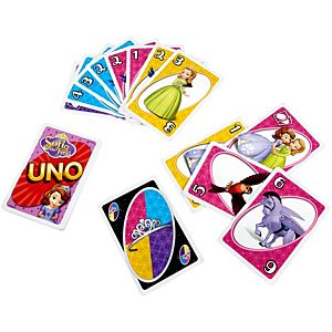 Uno games: the complete list of all themed decks and spinoffs.