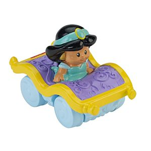 Shimmer and Shine Magical Flying Carpet | DGL84 | Fisher-Price