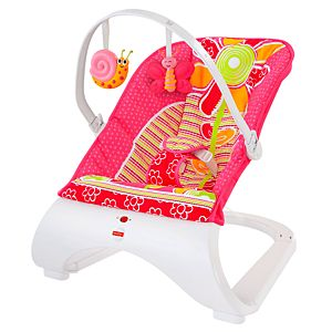 Fisher Price Healthy Care Deluxe Booster Seat B7275