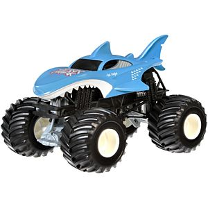 Hot Wheels Monster Jam Shark Cjd20 Hot Wheels