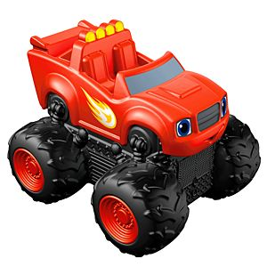 Blaze and the Monster Machines Blaze Bathtub Toy | DGL25 ...