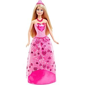 Barbie Princess Gem Doll Dhm53 Barbie