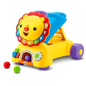 3 In 1 Sit Stride Ride Lion Dhw02 Fisher Price
