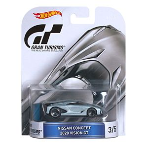 Hot Wheels Nissan Concept 2020 Vision GT Car - Gran ...