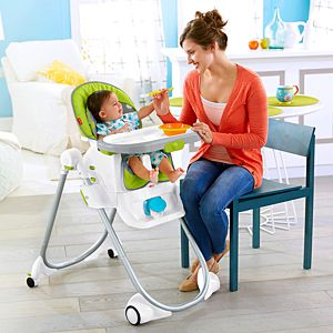 4 in 1 total clean high chair dkr72 fisher price