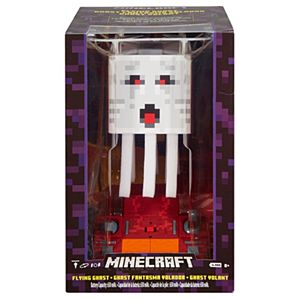 Minecraft Rc Flying Ghast Dnm77 Mattel Shop