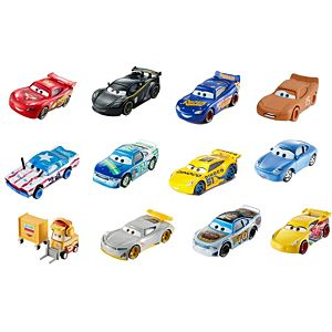 Disney Pixar Cars 3 Die Cast Singles Assortment Dxv29 Mattel