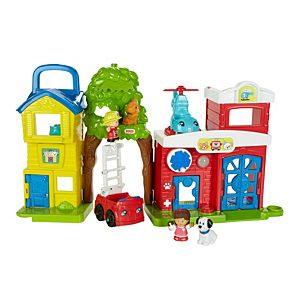 Little People A To Z Learning Zoo J0134 Fisher Price