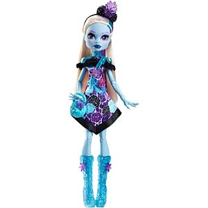 monster high party ghouls abbey bominable doll fdf12 mattel shop