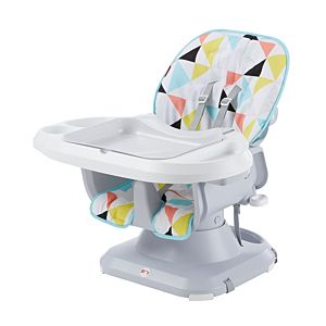 Spacesaver High Chair Flg95 Fisher Price