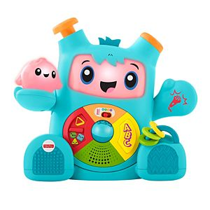 Dance Groove Rockit And Glow Musical Toy