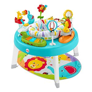 Fisher Price 3 In 1 Sit To Stand Activity Center Fph21