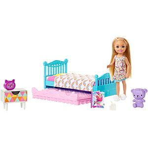 Barbie Club Chelsea Doll Playset Fxg83 Mattel