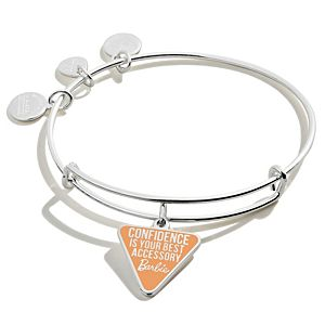 Barbie™ 'Confidence Is Your Best Accessory' Charm Bangle