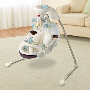 My Little Lamb Cradle N Swing P0098 Fisher Price