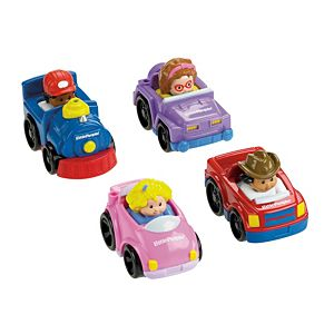 Little People Wheelies All About Trucks Vehicles V1626
