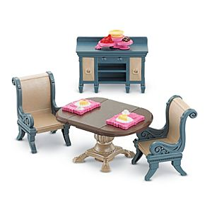 Loving Family Dining Room W8785 Fisher Price