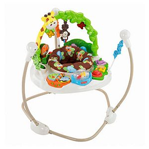 go wild jumperoo x7048 fisher price. Black Bedroom Furniture Sets. Home Design Ideas