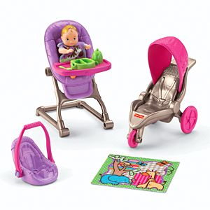 Loving Family Everything For Baby X7761 Fisher Price