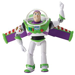 Disney pixar toy story space wings buzz lightyear figure y7505 mattel shop - Cochon de toy story ...