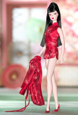 Image for CHINOISERIE RED MOON BARB from Mattel