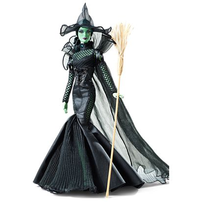 The Wizard of Oz Fantasy Glamour Wicked Witch of the West Doll ... ae47867e8765