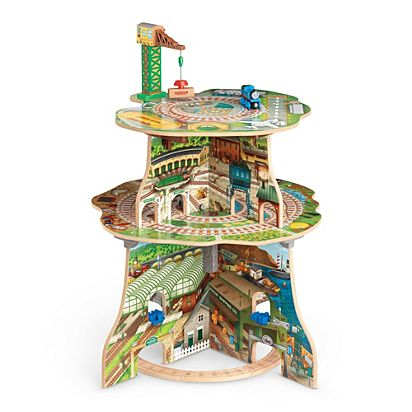 Thomas Friends Wooden Railway Up Around Sodor Adventure Tower