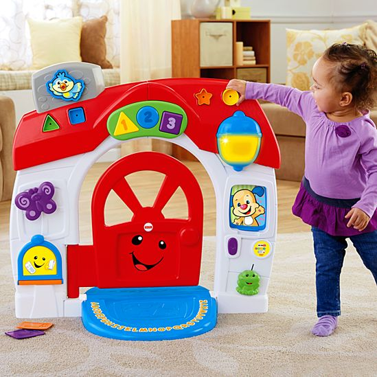Laugh Learn Smart Stages Home Bfk48 Fisher Price