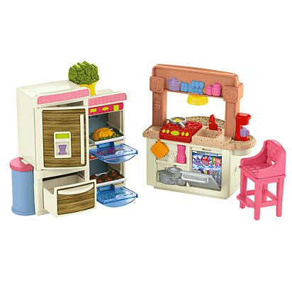 Image For Premium Kitchen From Mattel