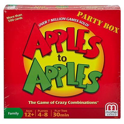 How to play apples to apples how apples to apples works.