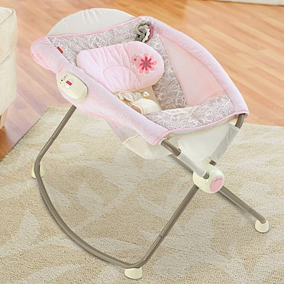 c5e750dcedd My Little Sweetie Deluxe Newborn Rock  n Play Sleeper