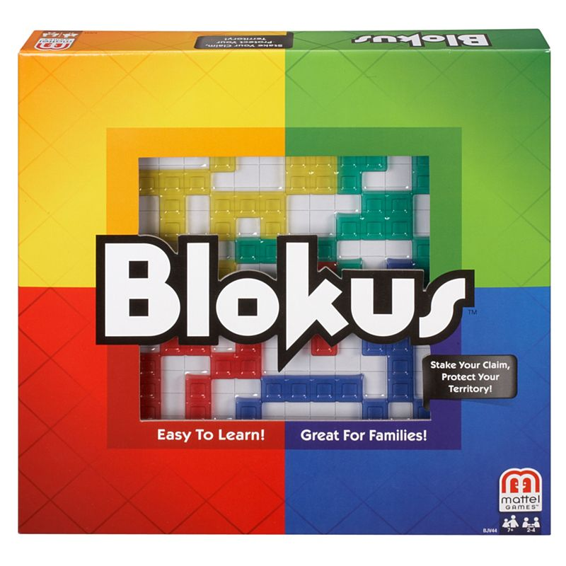 Image for BLOKUS REFRESH from Mattel