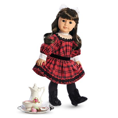 66f1c8e38 Image for SAMANTHAS HOLIDAY SET from American Girl