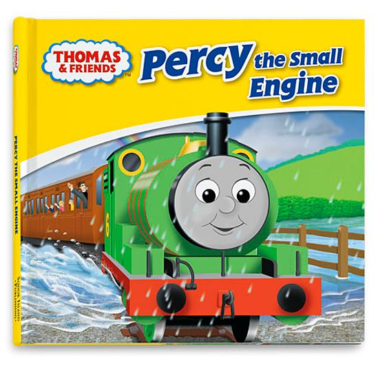 Image For Thomas Friends Wooden Railway Percy The Small Engine Book From Mattel