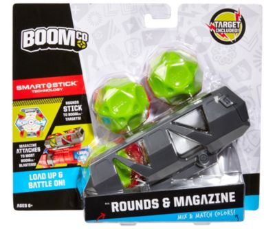 Boomco. Rounds With Magazine Accessory