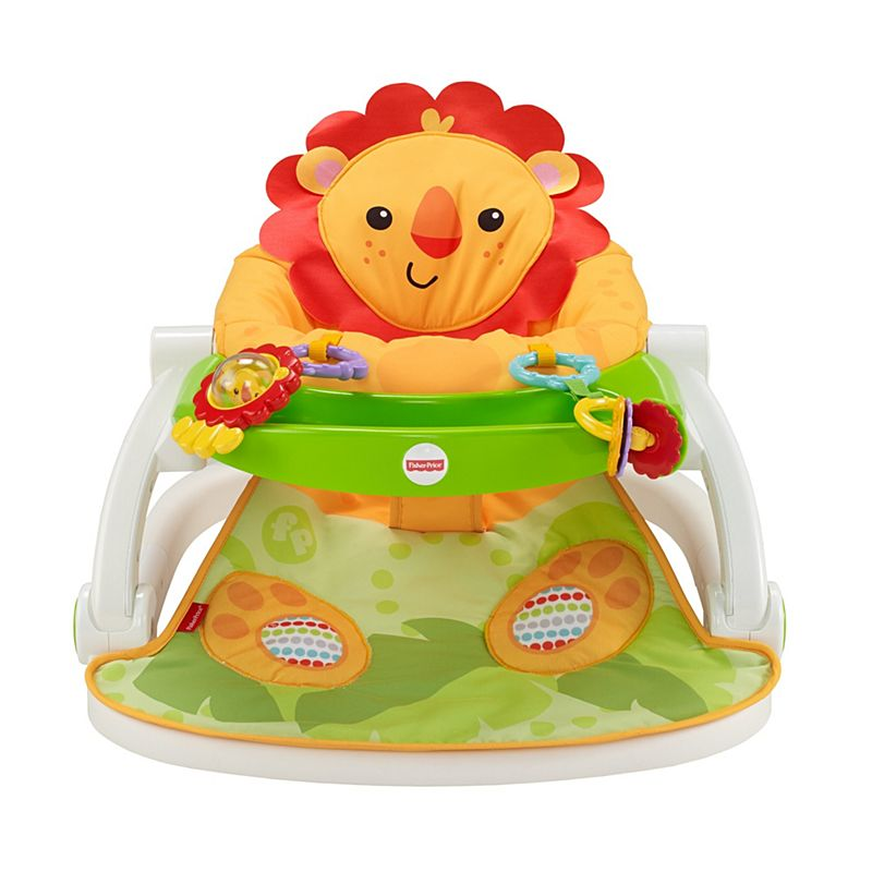 Sit Me Up Floor Seat With Tray Cbv48 Fisher Price