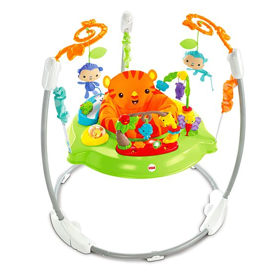 FISHER PRICE RAINFOREST JUMPEROO SWIVEL SEAT RING REPLACEMENT PART