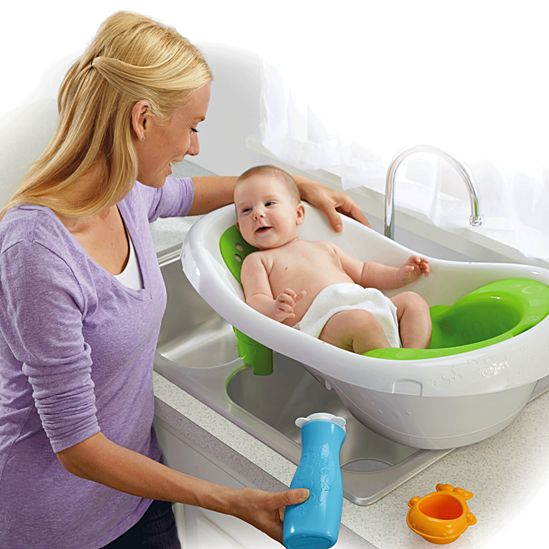 Fisher-Price 4-in-1 Sling \'n Seat Tub | CBX23 | Fisher-Price