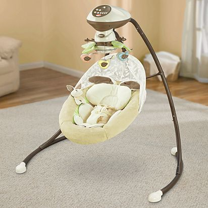 My Little Snugabunny Cradle N Swing Ccf38 Fisher Price