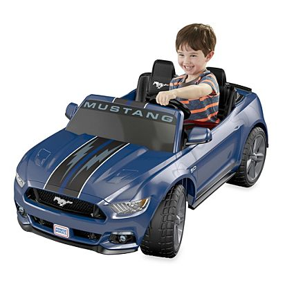 Power Wheels® Smart Drive™ Ford Mustang